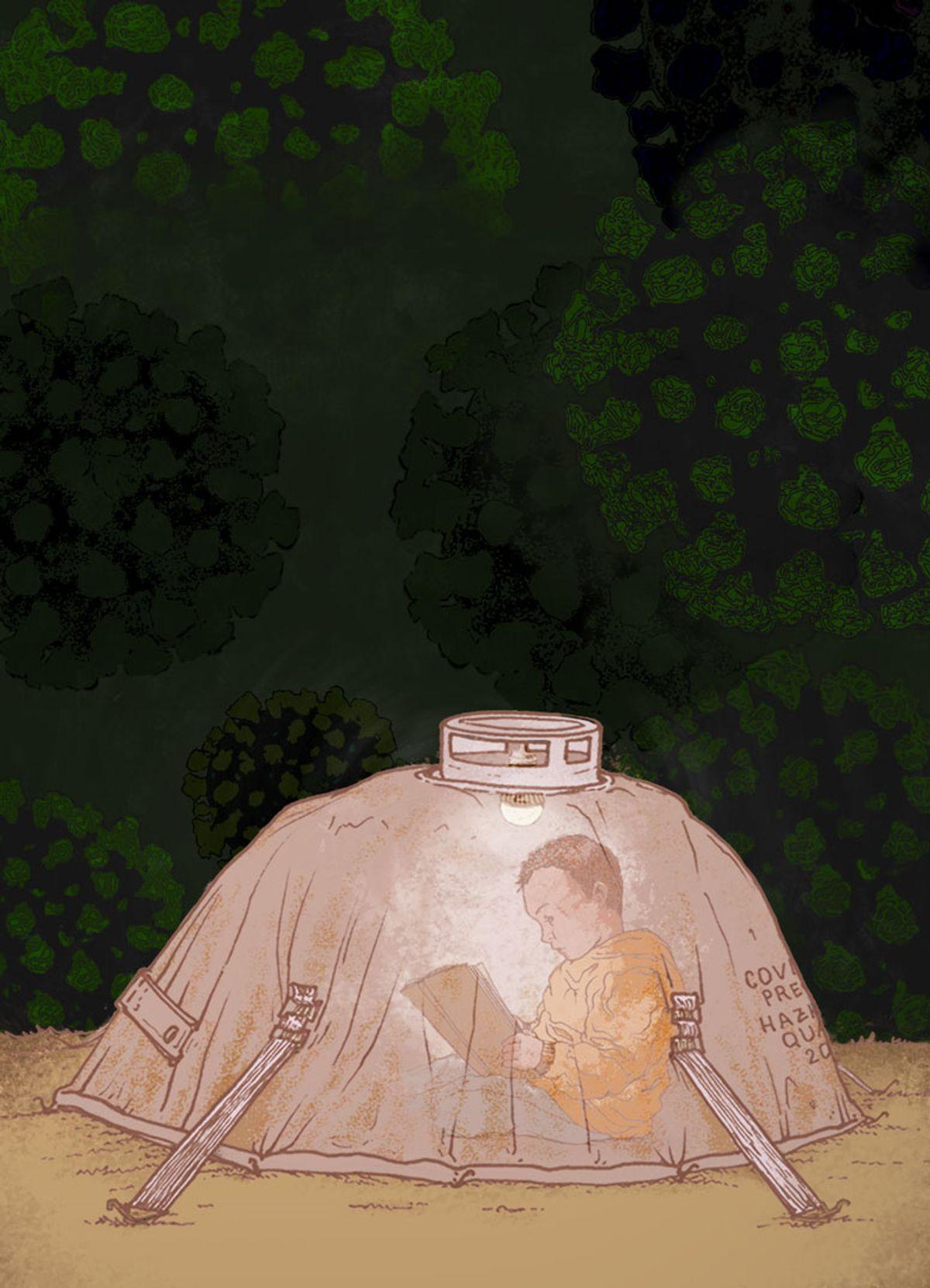 Guardo il mondo da un oblò, Giacomo Zecchi, ISIA Urbino, secondo anno Grafica delle Immagini/illustrazione